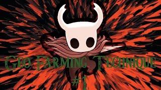 Hollow Knight Farming Geo Technique #1