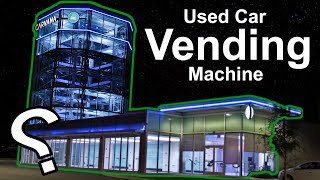 Should you buy from a Car VENDING Machine?