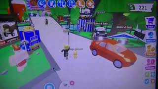 I gave her my best car adop me Roblox