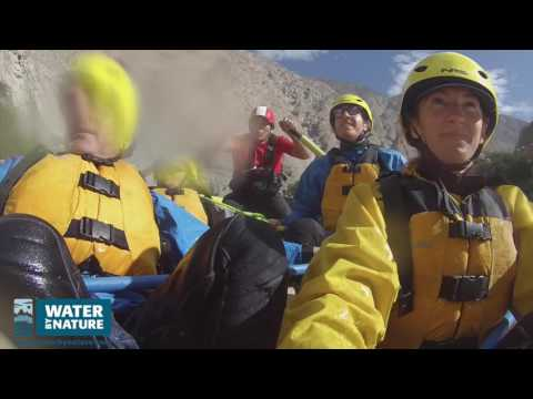 Rio Cotahuasi Rafting Peru - Water By Nature