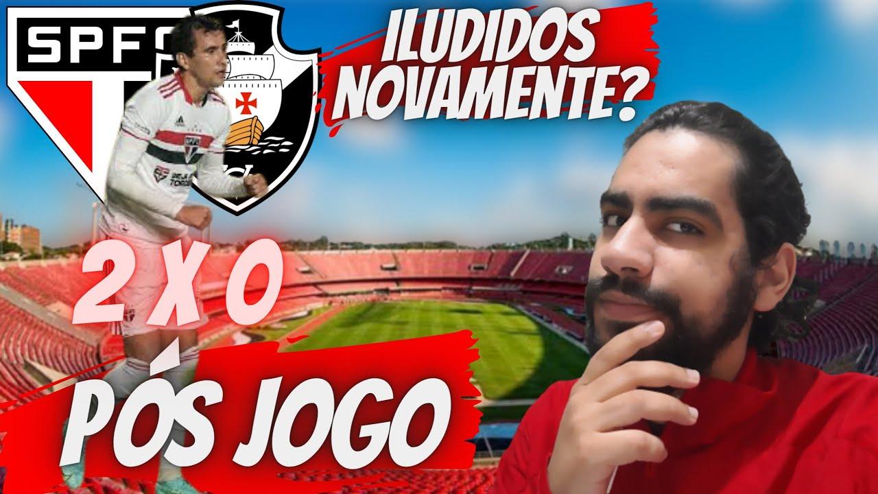 Download PÓS JOGO   ANÁLISE   SPFC 2 X 0 VASCO   COPA DO BRASIL    NOTAS INDIVIDUAIS