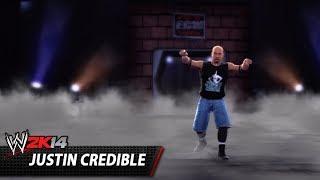 WWE 2K14 Community Showcase: Justin Credible (Xbox 360)