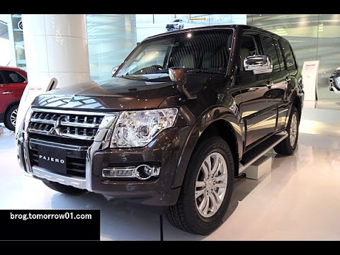 Mitsubishi Pajero Super Exceed Brown