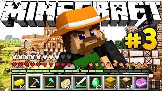 СРЕДНЕВЕКОВАЯ ЭПОХА - Minecraft Колония #3