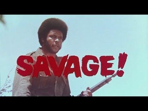 Savage! (1973, trailer) [James Iglehart, Carol Speed, Lada Edmund Jr., Vic Diaz]