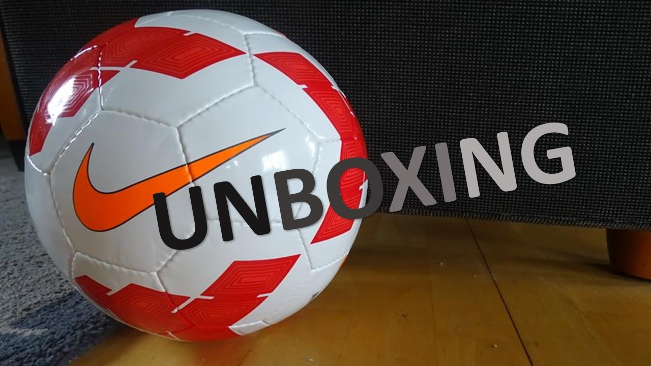 available store pretty cheap Nike Lightweight Football | Unboxing