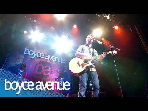Boyce Avenue - Hear Me Now (Live In Los Angeles)(Original Song) on Spotify & Apple