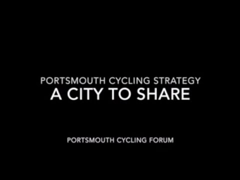 Portsmouth Cycle Strategy Launch720p