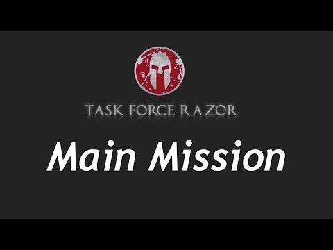 Arma 3 | Task Force Razor | Main operation: Marine Landing
