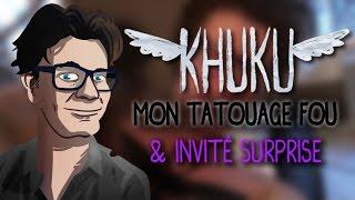 VLOG #4 : Mon Tatouage Fou & Invité Surprise