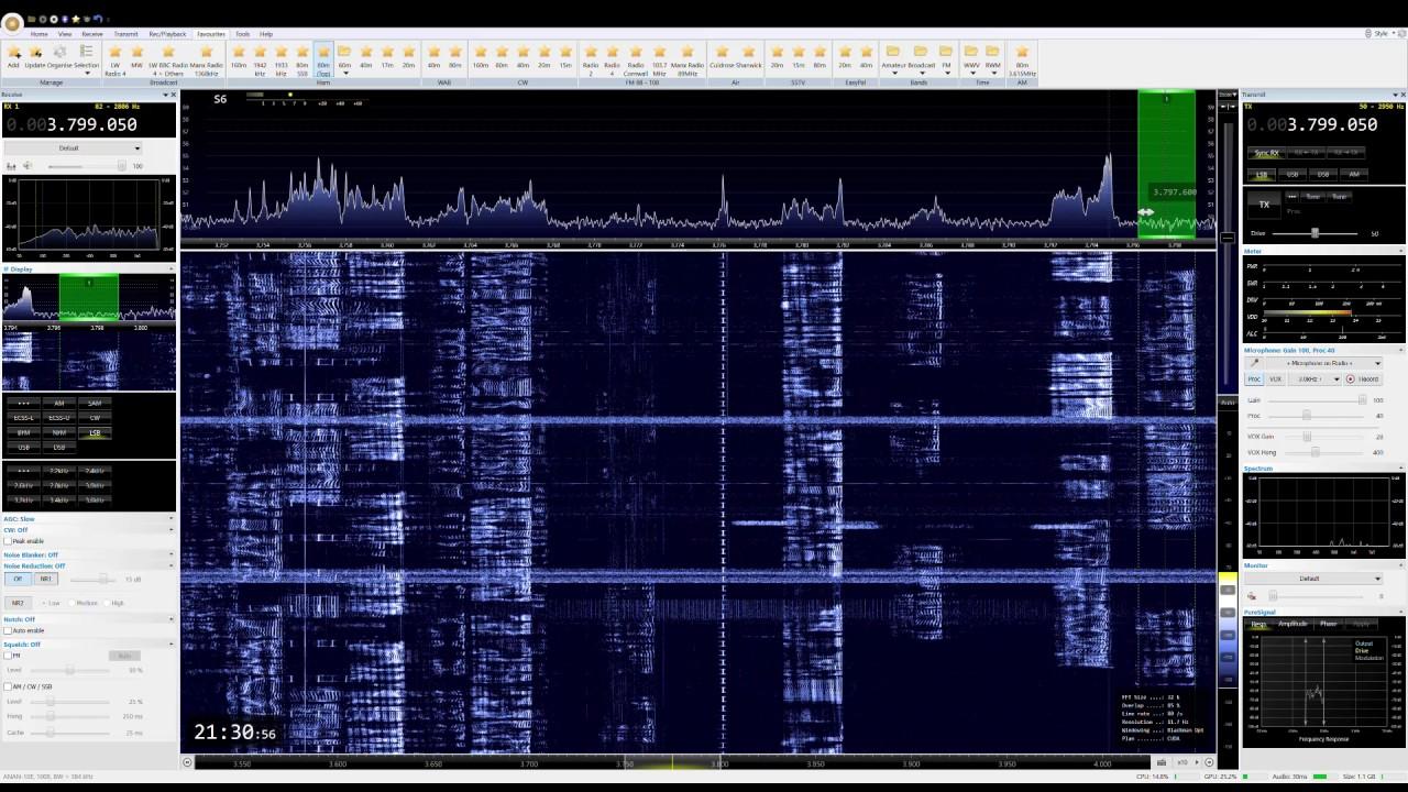 sdr-radio com > Radios > ANAN (Apache Labs)