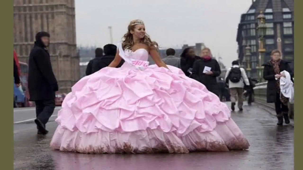 Big Gypsy Wedding Dresses - YouTube