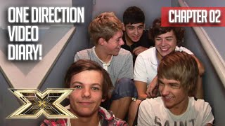 One Direction: The X Factor Diary | Chapter Two | The X Factor UK