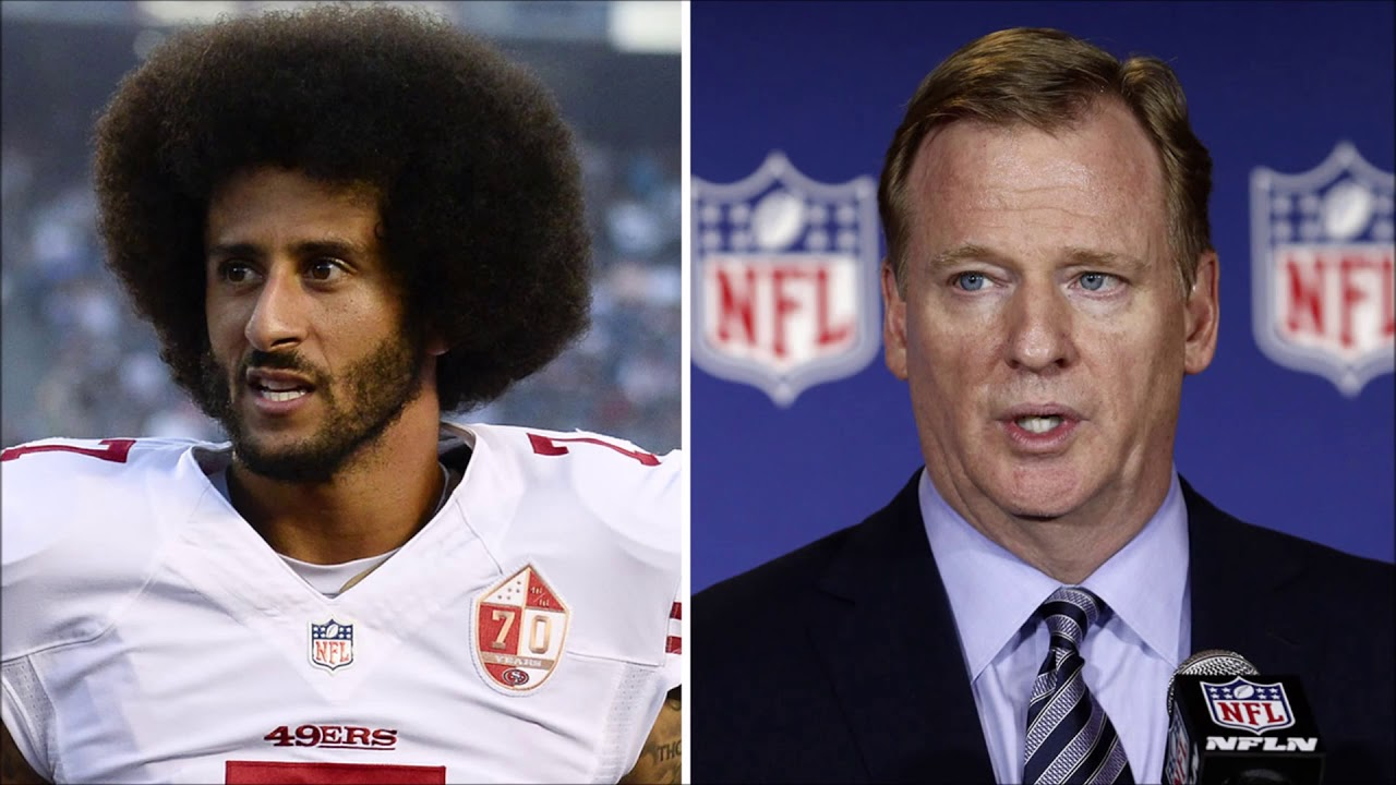 NFL Commisioner: Teams Would Sign Kaepernick If They Thought He'd Help Them WIn