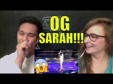 Sarah Geronimo - Whitney Houston's I Have Nothing at this i5 me concert REACTION