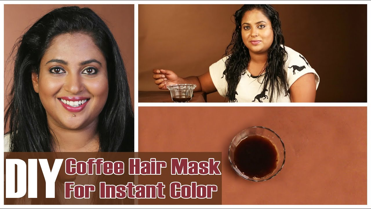 Diy natural hair dye with coffee hair mask youtube diy natural hair dye with coffee hair mask solutioingenieria