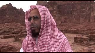 حديث الشيخين المنيع والمطلق عن التراث والآثار أثناء تصريحهما في مدائن صالح بالعلا