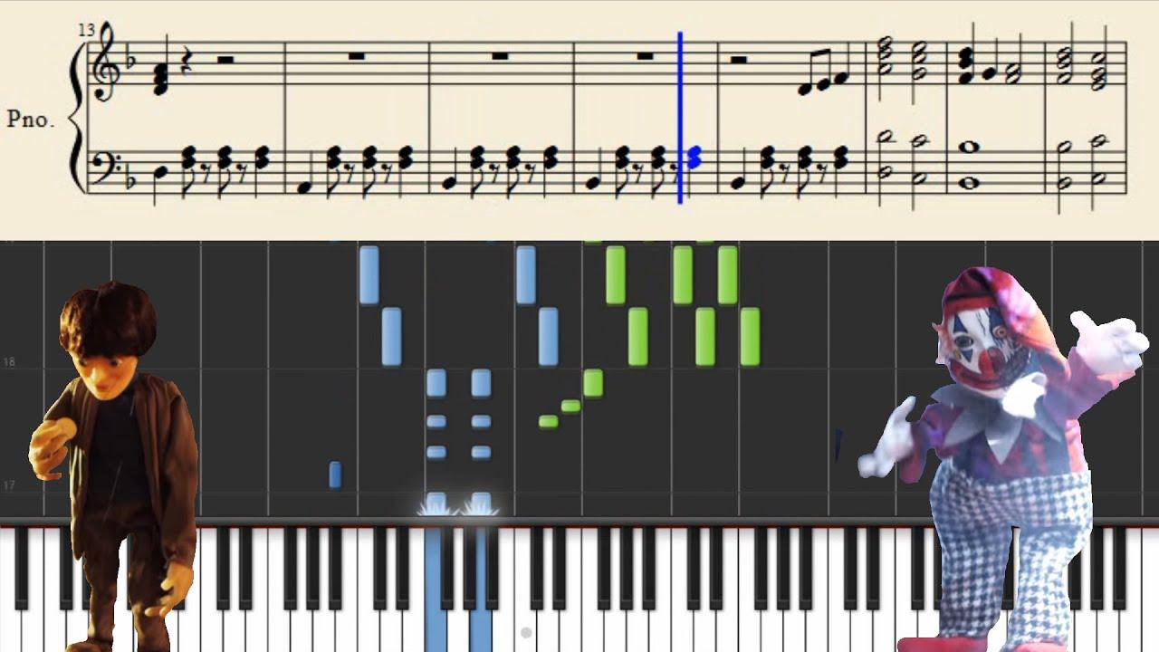 Dirty night clowns chris garneau piano tutorial sheets youtube dirty night clowns chris garneau piano tutorial sheets hexwebz Choice Image