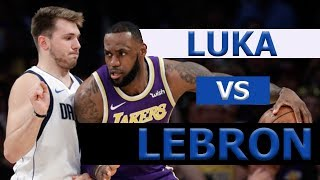 How Luka Doncic and the Mavericks almost beat Lebron James and the Lakers