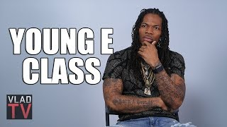 Young E Class on Being Sentenced to 40 Years in Adult Jail When He Was 15 (Part 1)