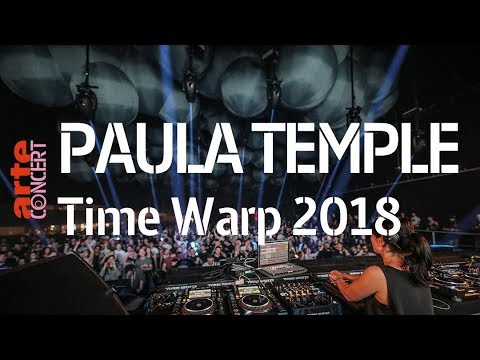Paula Temple – Time Warp 2018 (Full Set HiRes) – ARTE Concert