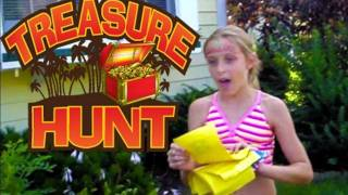 Treasure Hunt - Fun Block Party Ideas 2012 [misskellytv]