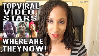 Top Viral Video Stars: Where Are They Now?!