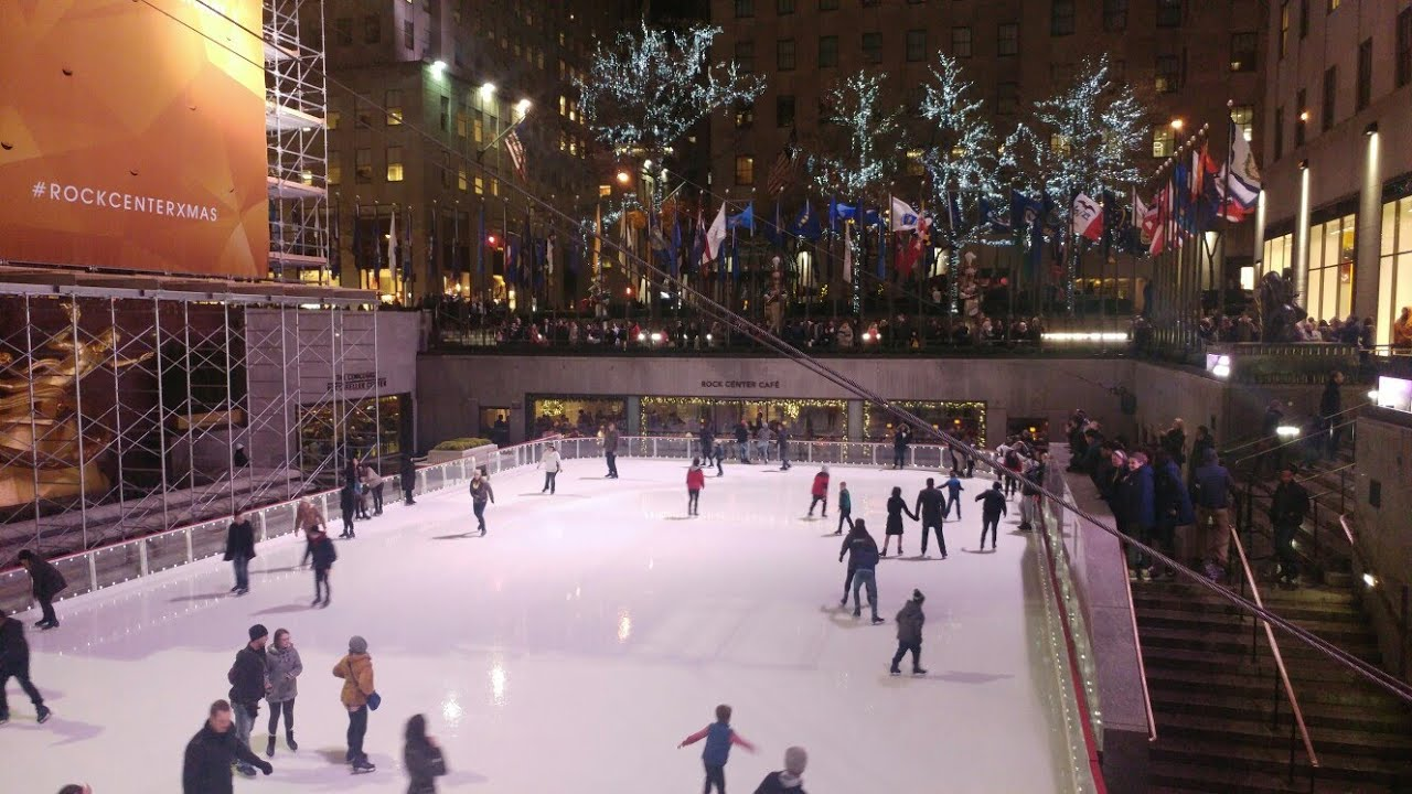 New York Christmas City Tour  Rockefeller Macys Empire State Saks Times Square Central Park