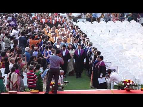 IIM Ahmedabad's 52nd Annual Convocation 2017