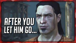 Kill Nathaniel Howe after you let him go - Dragon Age: Origins (Awakening)