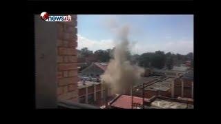 शिक्षण अस्पतालको विचमा औद्योगिक क्षेत्रको जस्तो धुवां – NEWS24 TV