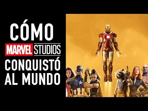 ¿Cómo Marvel Studios conquistó al mundo?