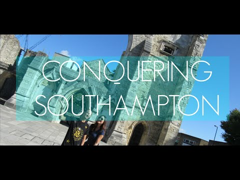 SOUTHAMPTON IT IS | TRAVEL VLOG #36