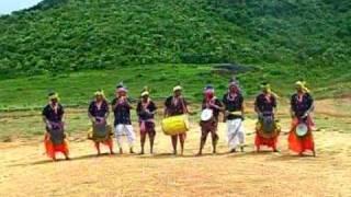 Sambalpuri Dalkhai Dance