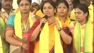 పవన్ కళ్యాణ్ ఫై పరిటాల సునీత paritala sunitha comments on ys jagan And Pawan kalyan