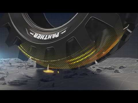 Panther Tyres New Tractor Tyre TVC