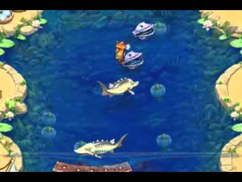 Farm Frenzy: Gone Fishing Game, For Free, Download Video Game Online