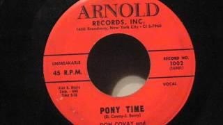 Pony Time - Don Covay & Goodtimers
