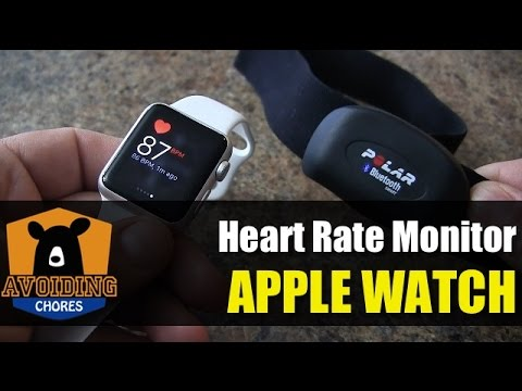 Apple Watch  - Optical vs Heart Rate Monitor Strap