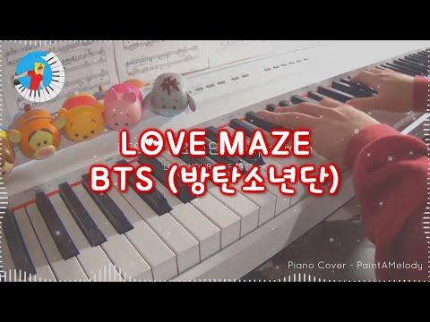 BTS (방탄소년단) - Love Maze | Piano Cover + Sheet music soon