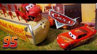 Disney Cars D23 Albert Hinkey (Big Al) | 2015 Mattel (McQueen
