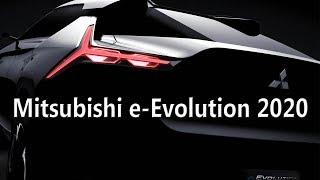 Возрождение легенд 2: Mitsubishi Evolution 2020
