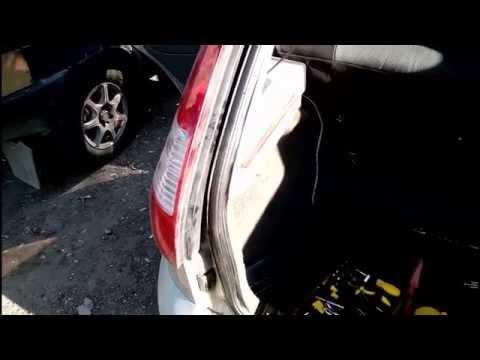 Как поменять лампочку стоп сигнала на форд фокус 3 универсал