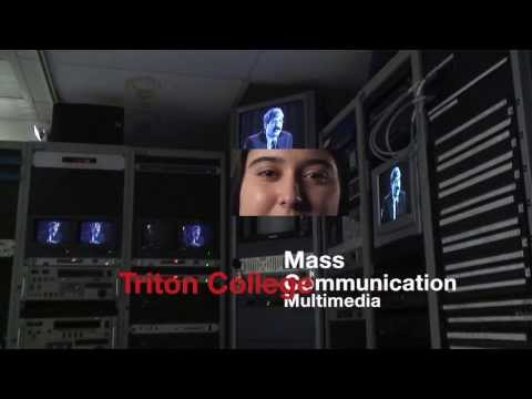 Triton College Mass Communication Multimedia