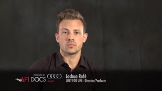 AFI DOCS PRESENTED BY AUDI - FILMMAKER COMMENTARY - JOSHUA ROFE (UPDATED)