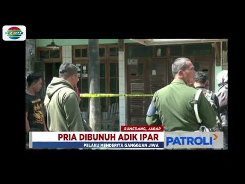 Seorang Anggota TNI Di Sumedang Aniaya Kakak Ipar Hingga Tewas - Patroli