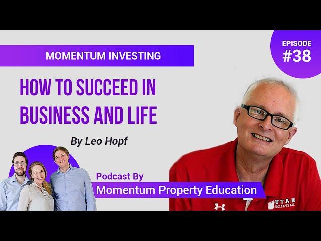 Stop Competing and Start Winning - Leo Hopf