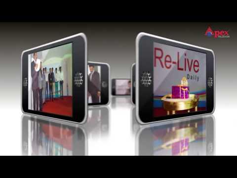 RE LIVE Launching  VIDEO ( 21-Jun-2014 )   HYDERABAD