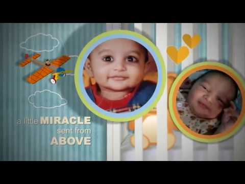 Birthday Invitation Video Invite Family Friends For Party - Birthday invitation video
