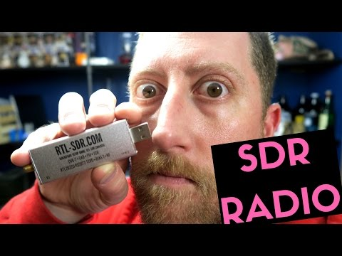 Listen To Almost All Radio Frequencies For $20 | RTL SDR Dongle